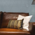 Cooper Furniture - Leather Sofa